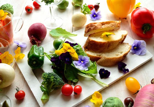 「日本の四季を楽しむ」かぼちゃや苺など、旬の素材を使った日本のパン