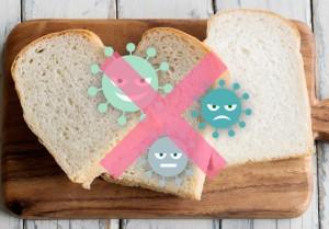 冷凍した食パンの賞味期限は?カビを防ぐ食パンの冷凍保存法