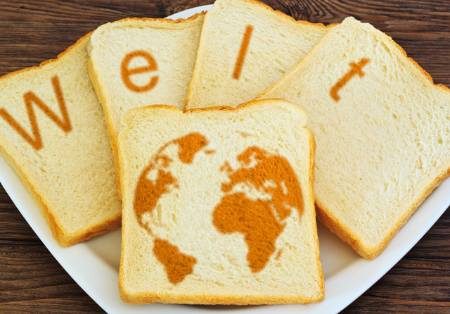 世界パン消費量ランキング!世界一は意外なあの国!日本は何位?