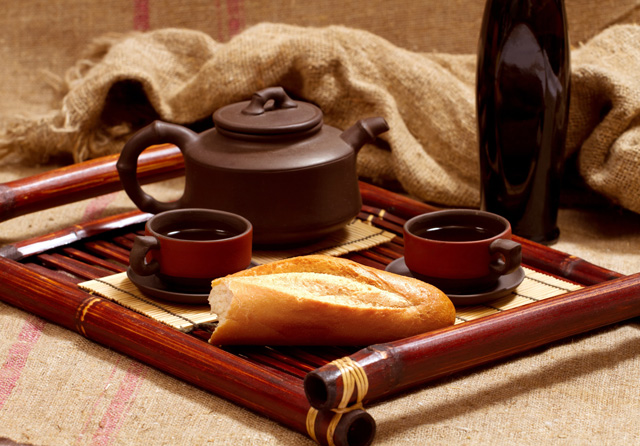 日本らしさ全開!京野菜や醤油、黒豆を使った和風パン特集