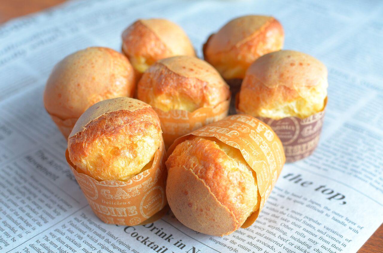 アメリカ発・新食感のパン!ポップオーバーとは?作り方やアレンジ方法
