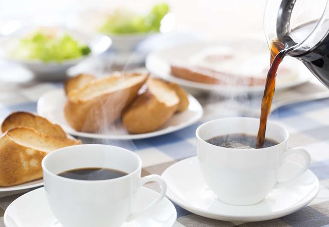 コーヒーに合うパンってどんなパン?コーヒーブレイクをおいしく楽しむ方法