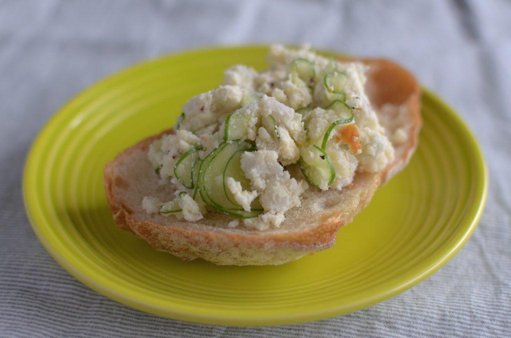 【ぱんのおかず】里芋とおからのサラダ